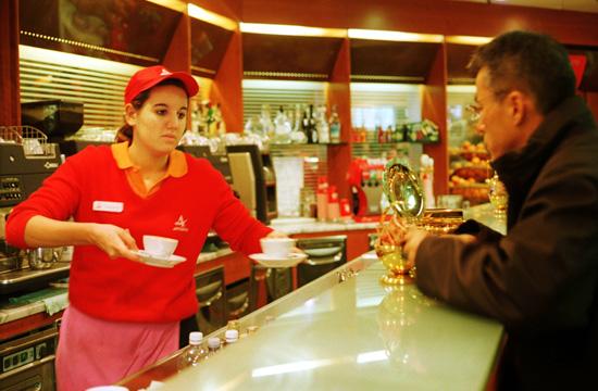 Caffè, Autogrill passa a Kimbo