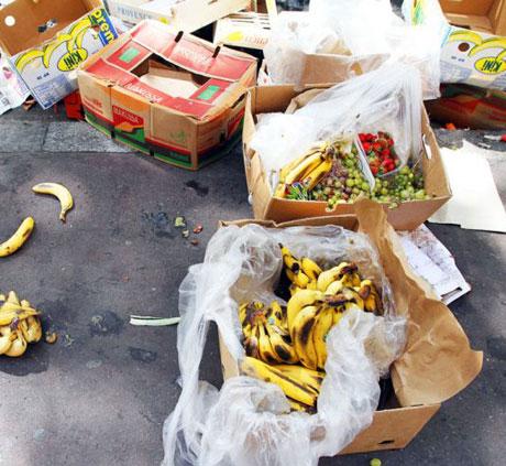 Sprechi, 8,7 miliardi di euro di cibo buttati via dagli italiani