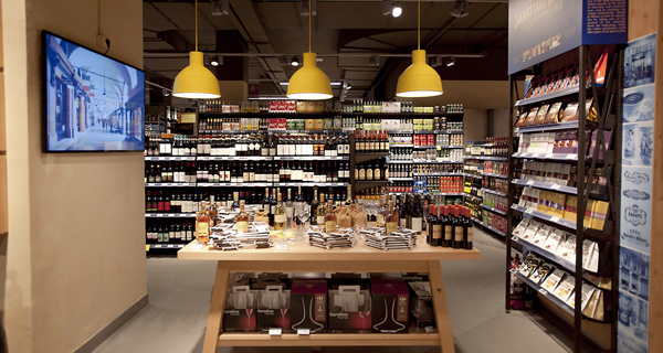 Il Carrefour Market Diventa Gourmet Food Web