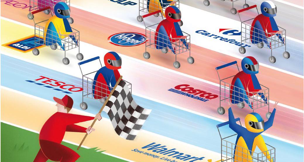 Da Planet Retail, nomi e fatturati delle prime 440 catene del retail mondiale