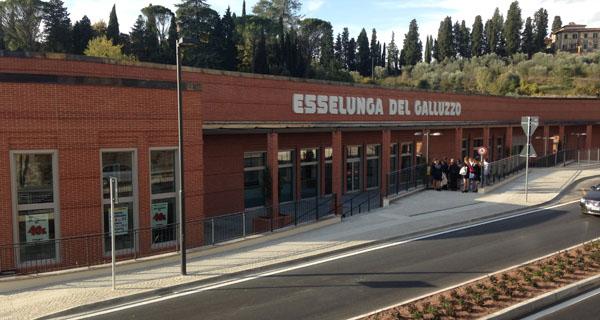 Nona apertura a firenze per esselunga food web for Supermercati esselunga in italia