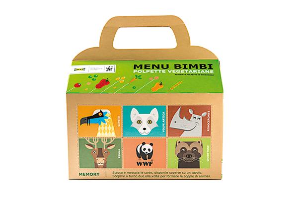 Ikea e wwf presentano la scatola gioco per il nuovo men for Box bimbi ikea