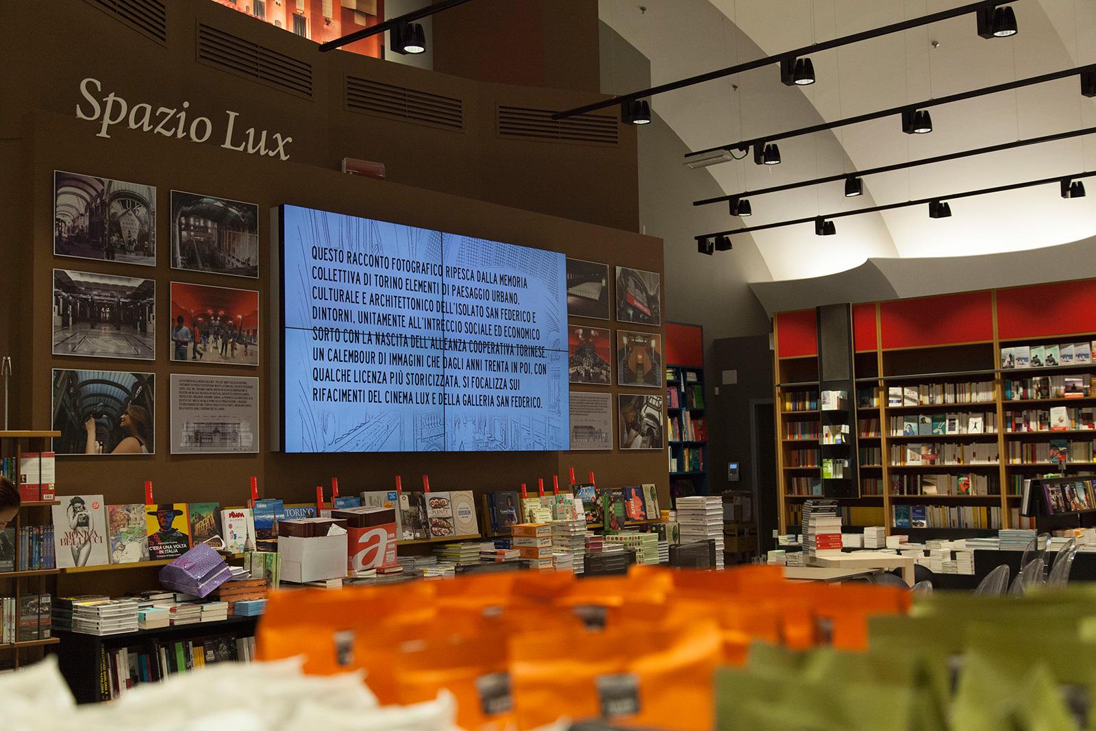 Ristorante La Credenza Galleria San Federico : Fiorfood apre a torino food web
