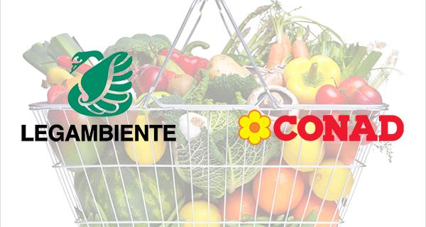 Agricoltura sostenibile Conad-Legambiente
