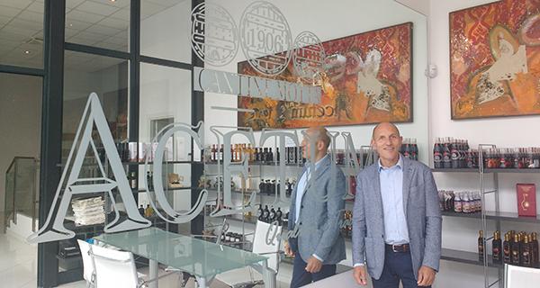"L'aceto balsamico IGP di Acetum ""torna"" in Italia"