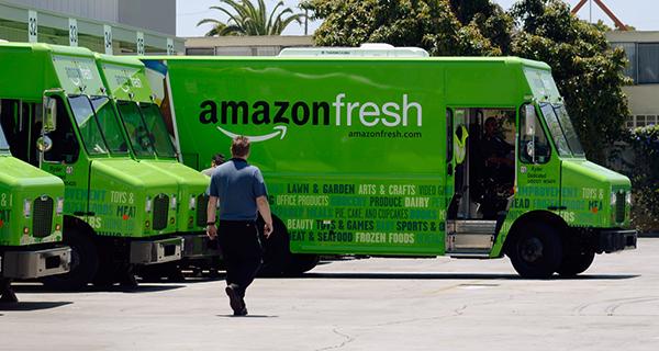 Amazon Fresh fa tremare i big retailer inglesi
