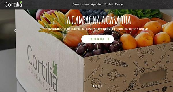 Frutta e verdura? Con Cortilia si comprano online