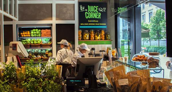 Eat&Shop di Carrefour punta su healthy e tech