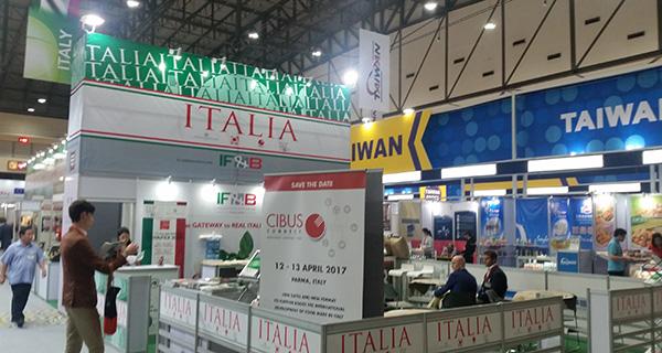 Thaifex: la porta dell'Asia per l'Italian Food