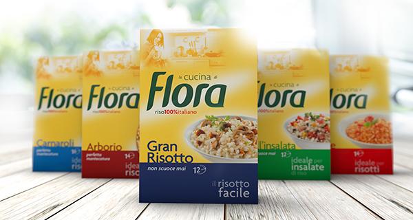 Colussi con Marbour nella produzione del riso Flora