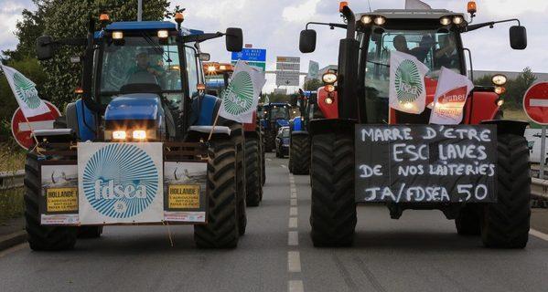 Lactalis e la guerra di Francia del latte