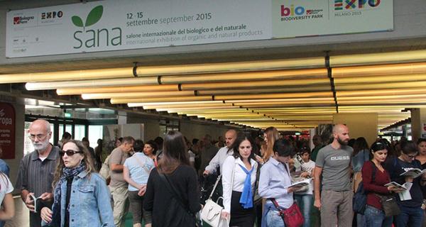 SANA 2016, il biologico torna in Fiera a Bologna