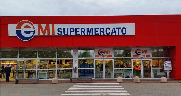 Emi Supermercati, prima apertura ad Ancona