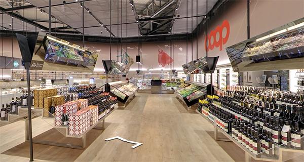 Coop, rivoluzione per la pl e supermercato del futuro