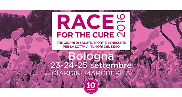 """Alce Nero a Bologna per """"Race for the Cure"""""""