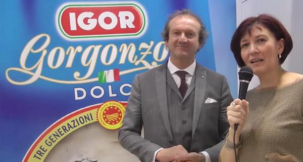 Igor punta sull'innovazione con Blu di Capra