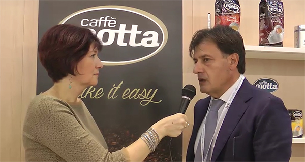 Caffé Motta, a SIAL vince l'espresso italiano