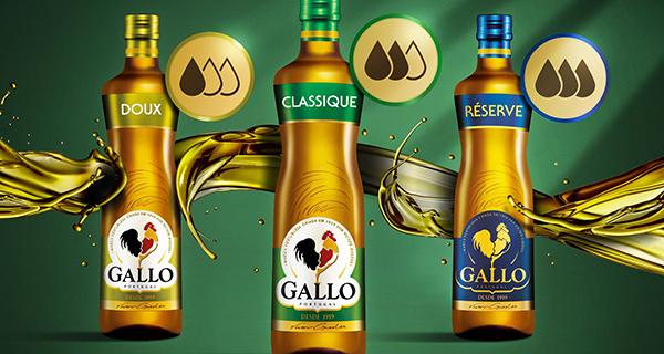 Olio d'oliva, Gallo debutta sulla tavola dei francesi