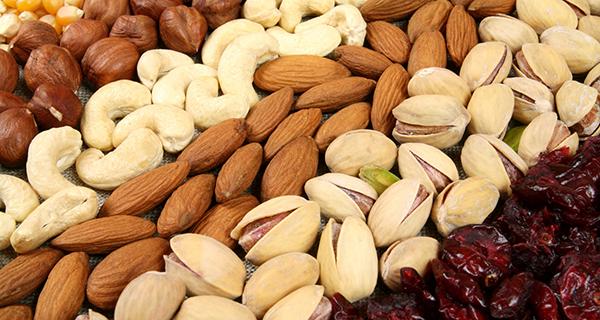 Frutta secca, volano produzione e vendite