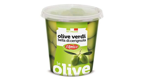 D'Amico fa il suo ingresso nel fresco con le Olive