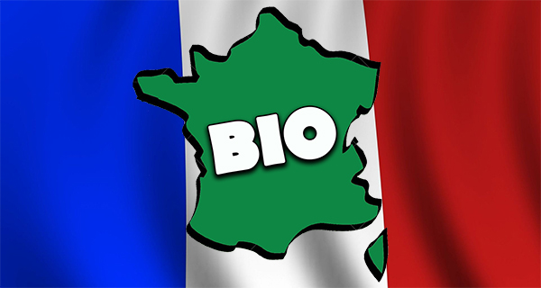 La Francia sostiene la crescita del biologico