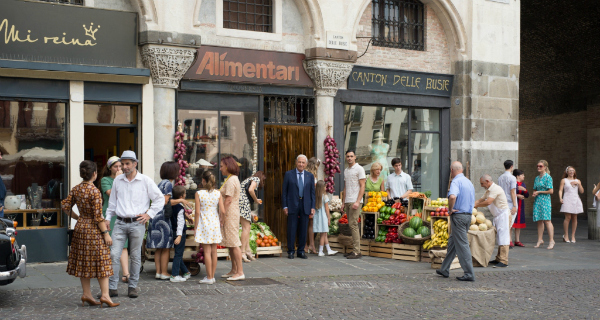 In onda lo spot di Supermercati Alì: il centro di Padova sulle reti nazionali