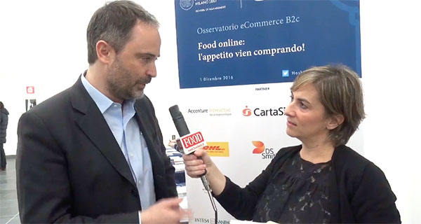 Amazon, il food on line secondo Francois Nuyts