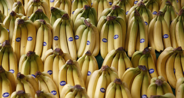 Opa Sumitomo su Fyffes, nasce un nuovo gigante della frutta