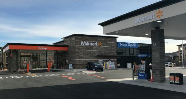 Walmart, un format ibrido per battere Amazon Go