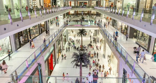 Centri commerciali: in Europa nuove aperture per 8,1 milioni di mq