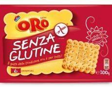 """Oro Saiwa ora è anche in versione """"senza glutine"""""""