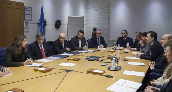 Fertitecnica Colfiorito sigla un accordo storico con la FAO