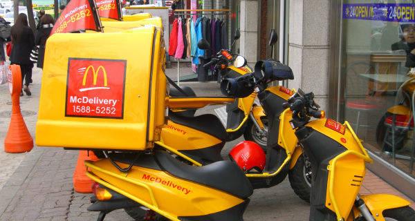 McDonald's, arriva la svolta nel food delivery