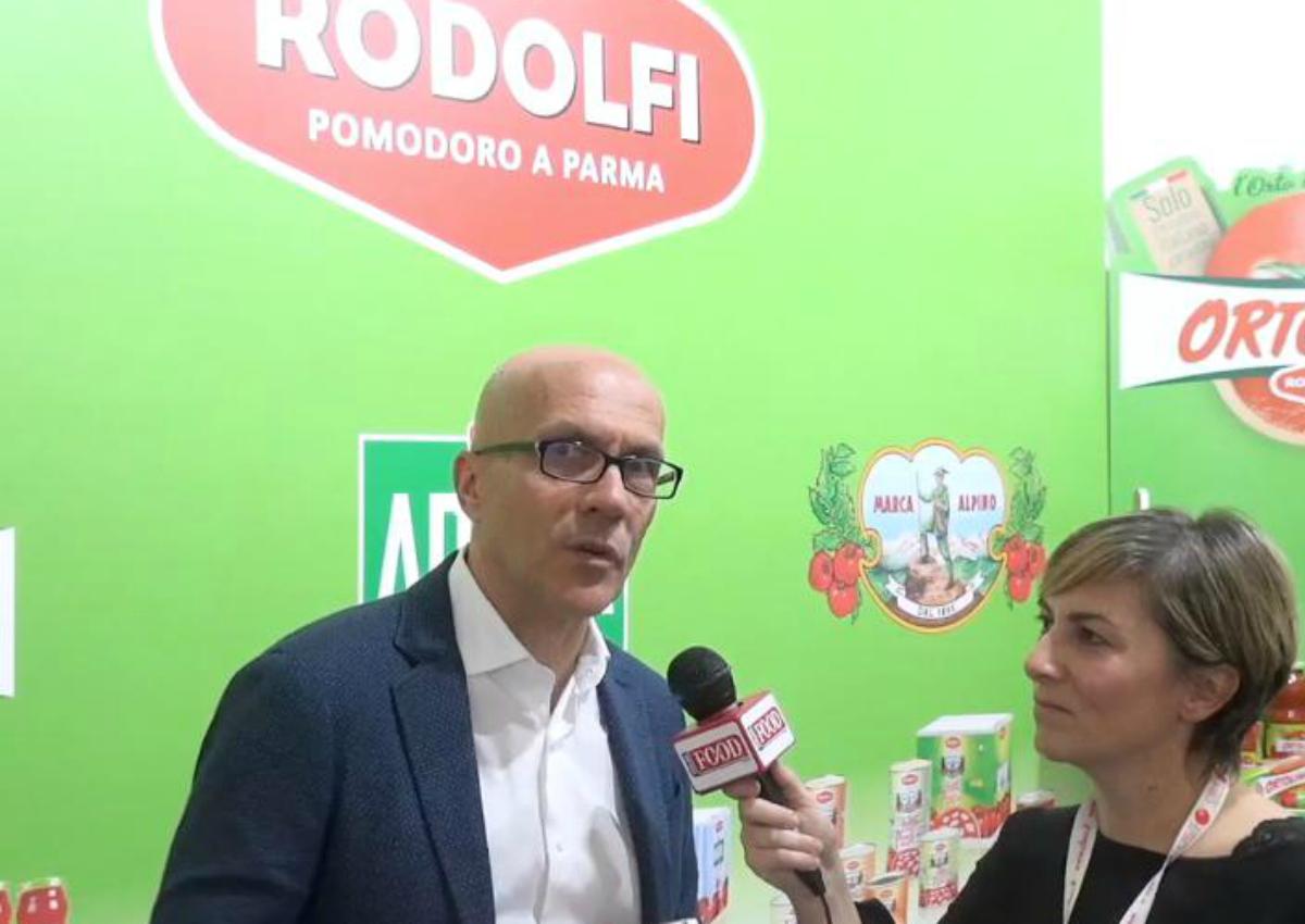 Rodolfi presenta il primo sugo pronto per bambini