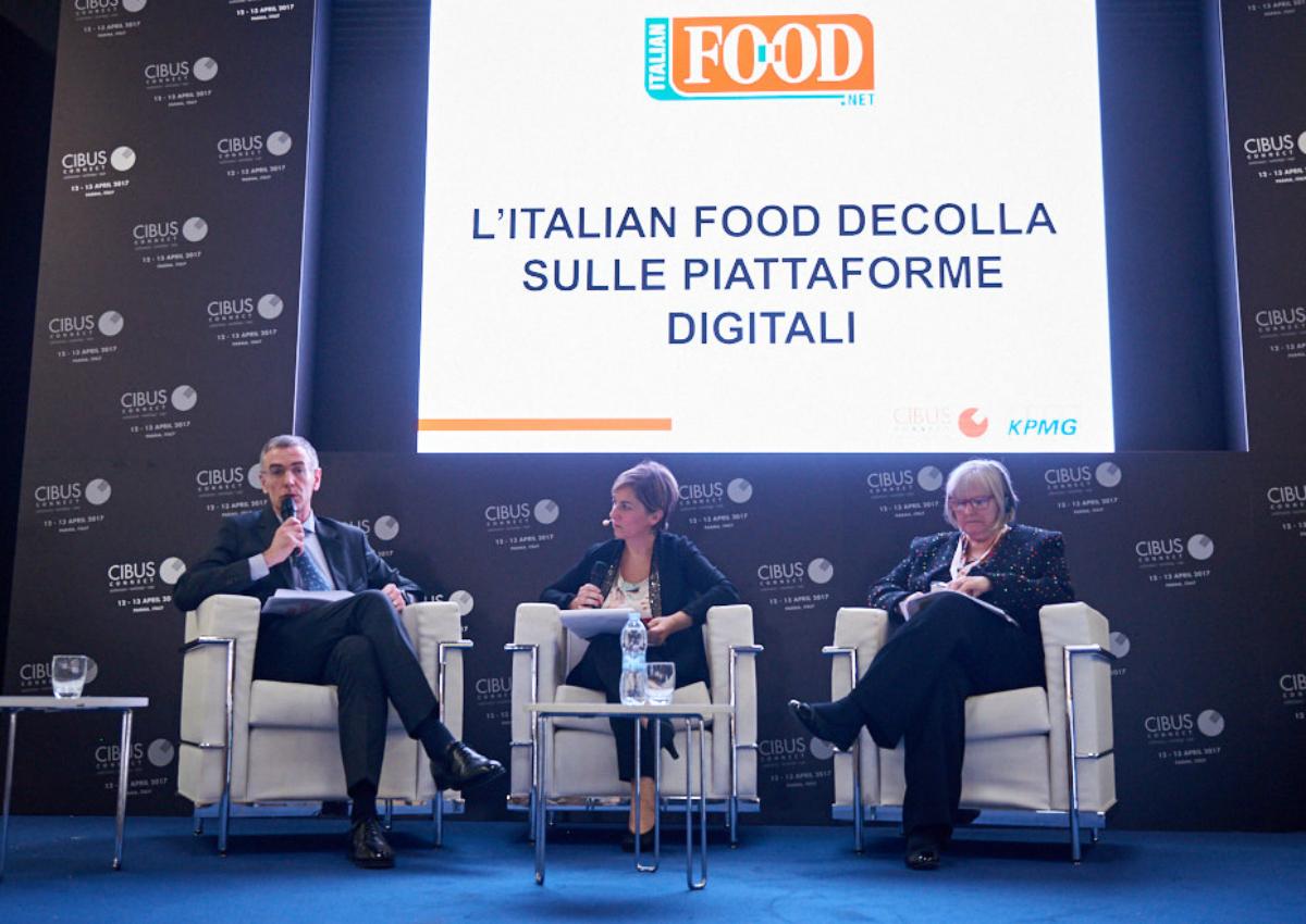 l'intervento di Alberto Volpe, Direttore Generale di Italia del Gusto