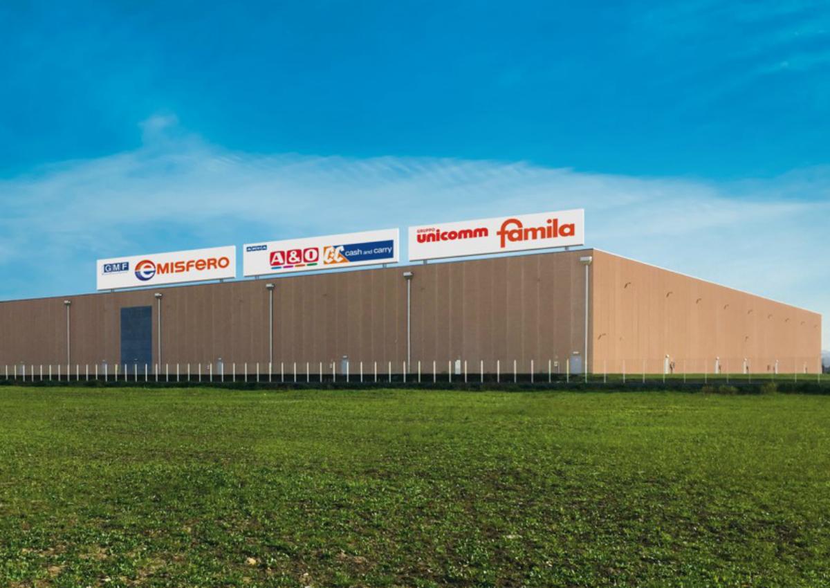 Apre a Cesena il nuovo polo logistico di Arca