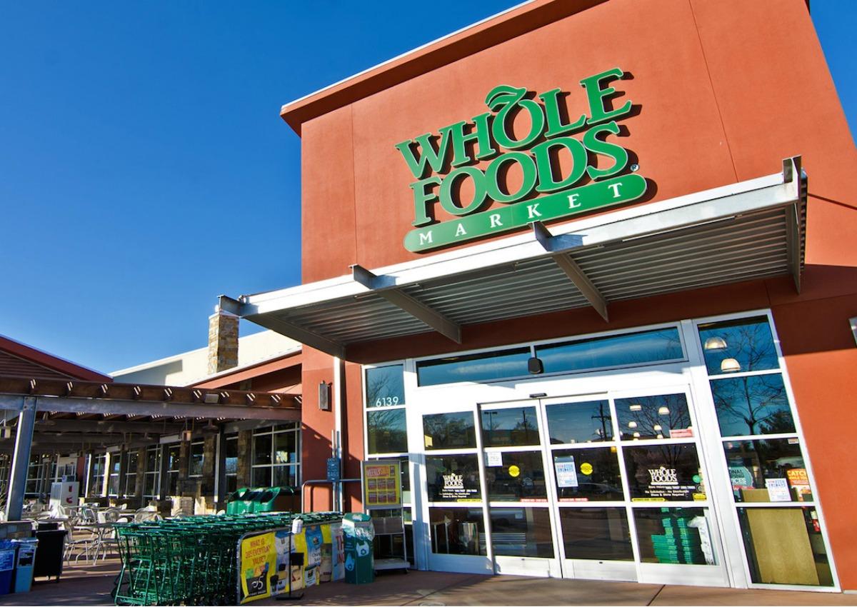 Usa, matrimonio in vista per Whole Foods?