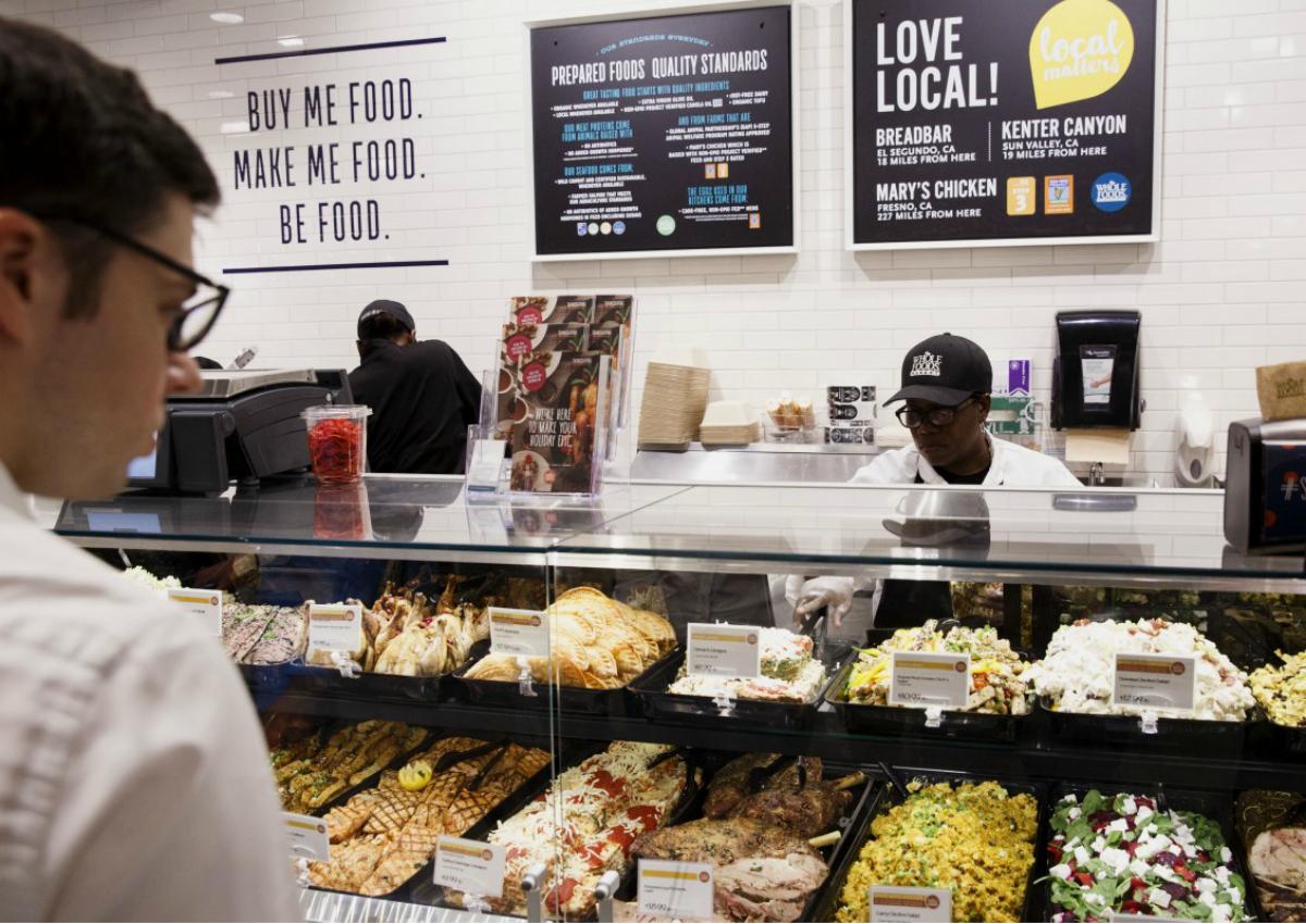 Whole Foods, le strategie per tornare a crescere