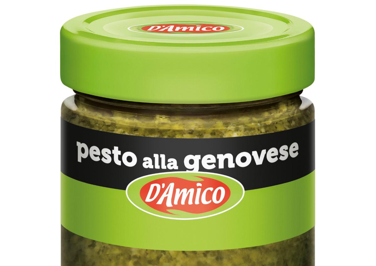 """D'Amico lancia il formato mini di """"Pesti e Salse"""""""