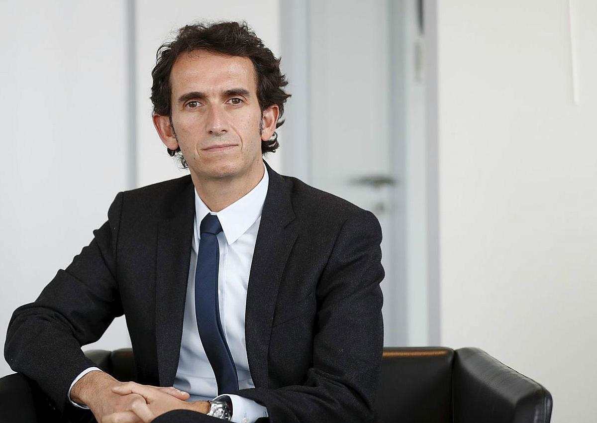 Roi Bompart sale sul trono di Carrefour