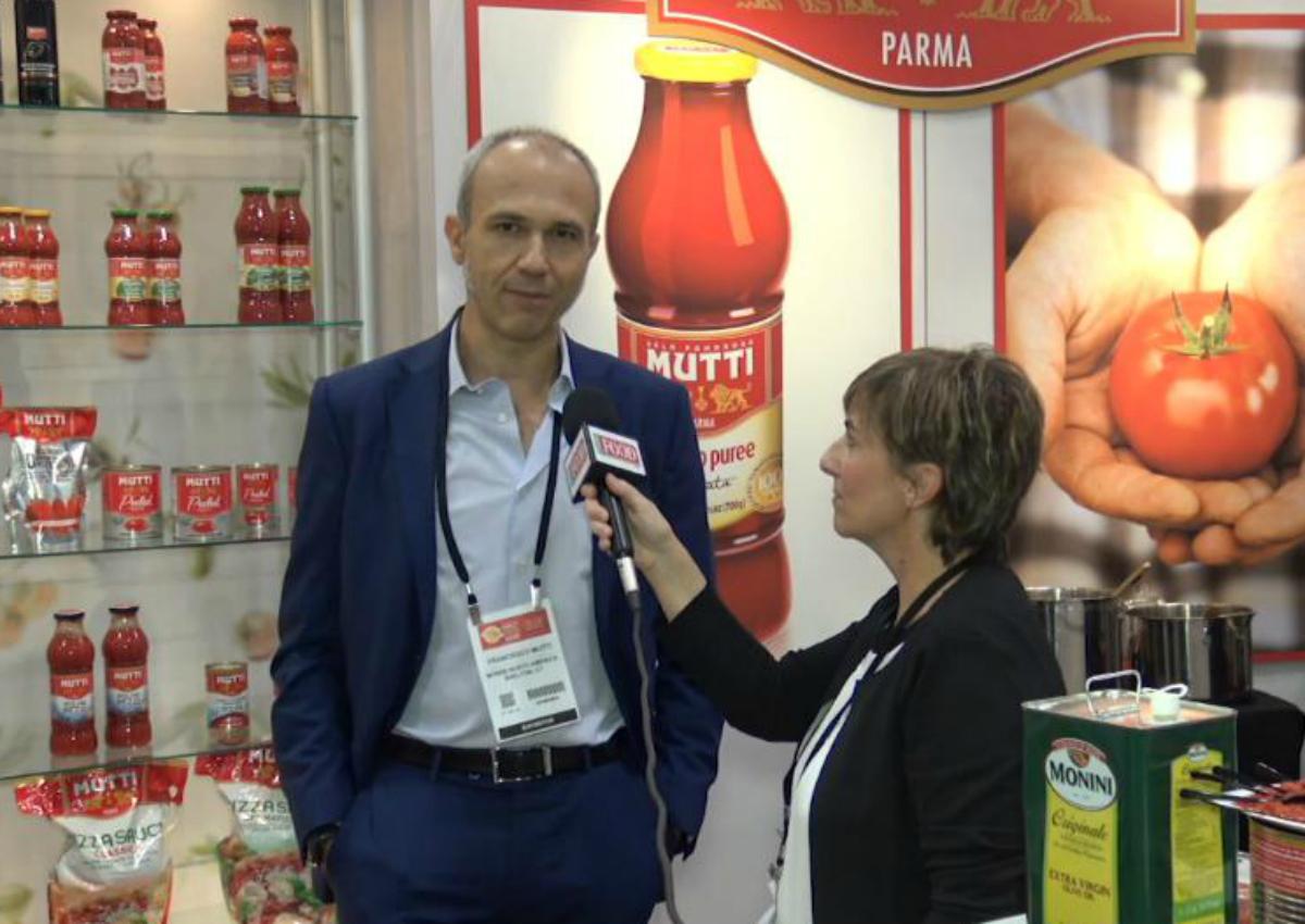Mutti: la sfida è comunicare il Made in Italy