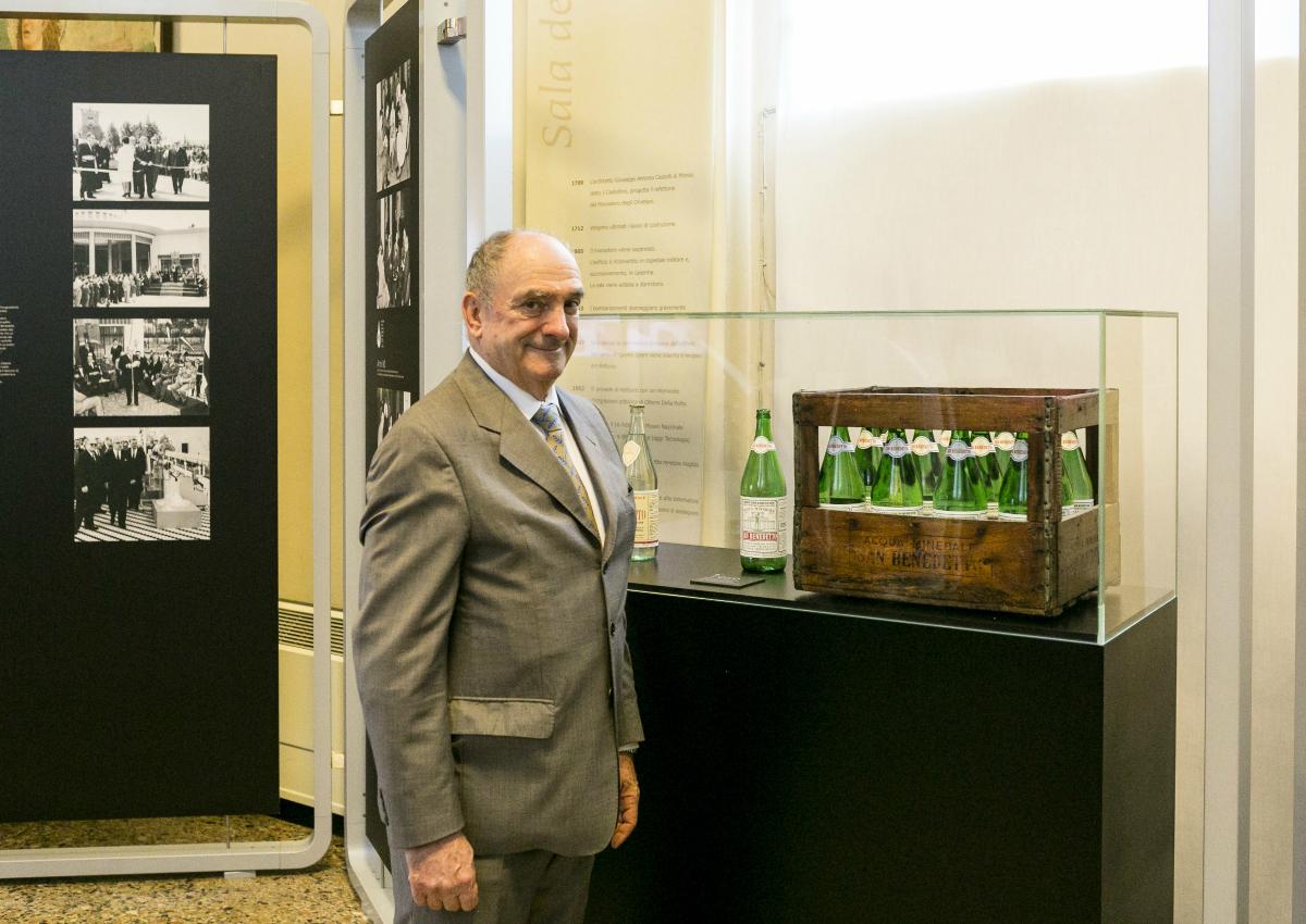 San Benedetto leader nel beverage analcolico