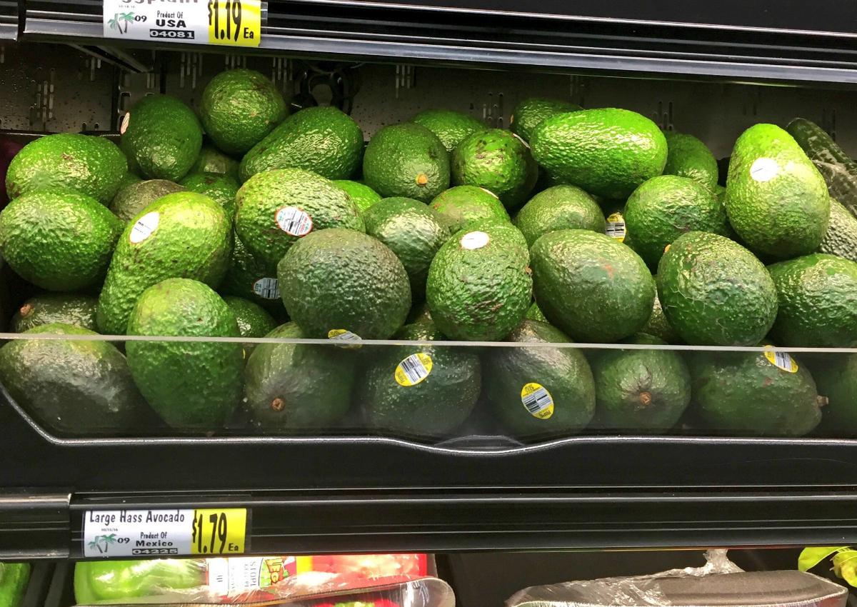 Avocado mania, è boom di vendite