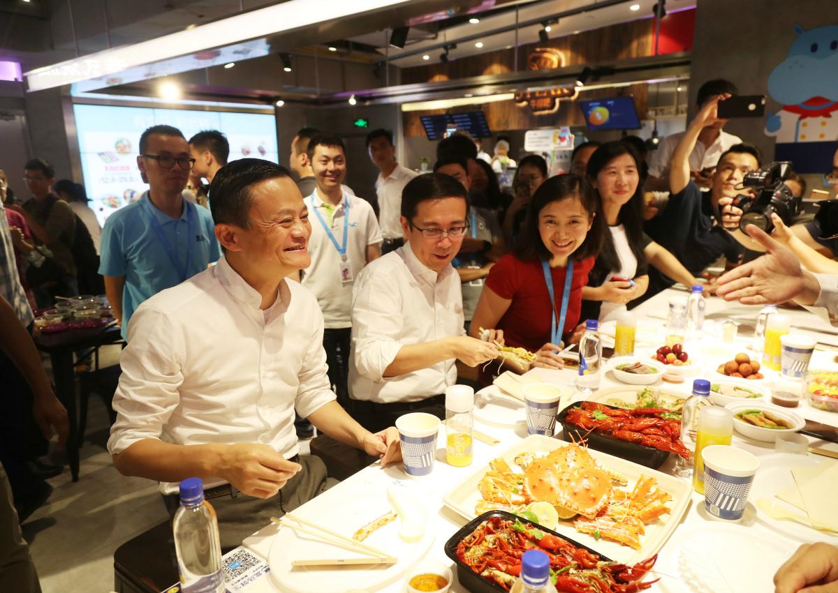Alibaba, così il New Retail reinventa i supermercati