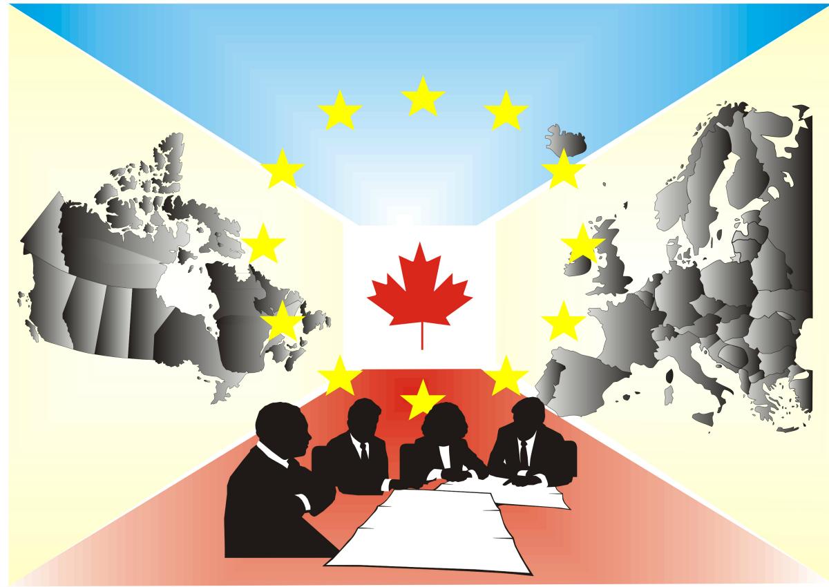 Rotta verso il Canada, entra in vigore il Ceta
