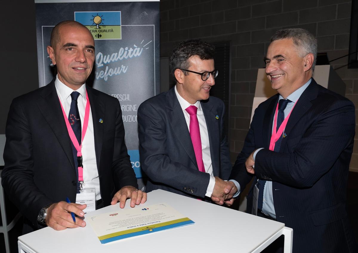 """Carrefour Italia crea il marchio """"Filiera Qualità"""""""