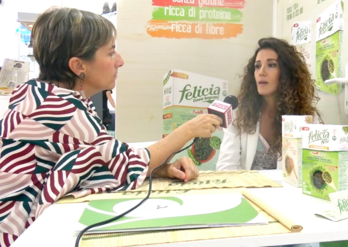 Andriani e le nuove paste di legumi bio