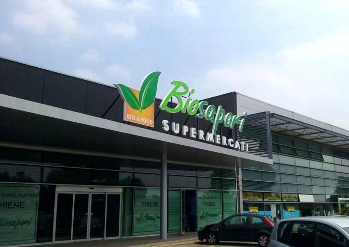 Biosapori, un nuovo negozio a Thiene