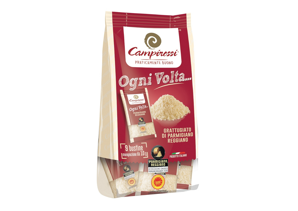 Dalter, il Parmigiano Reggiano è on the go