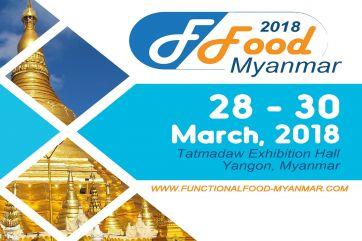 Functional Food Myanmar – 2018